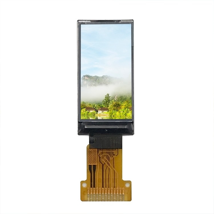 TFT 0.96 inch small lcd display module with 4 - SPI interface