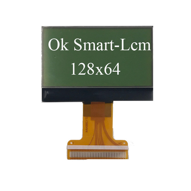 Micro LCD Segment Display / ST7567 COG LCD Screen SPI Serial Port