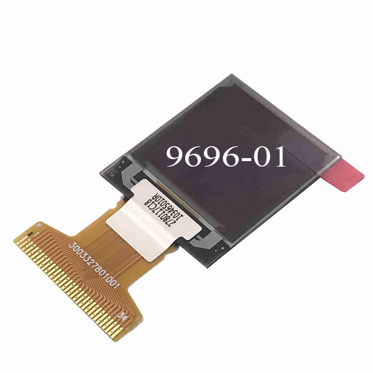 High Contrast Flexible Square PMOLED Display SPI Interface 96x96