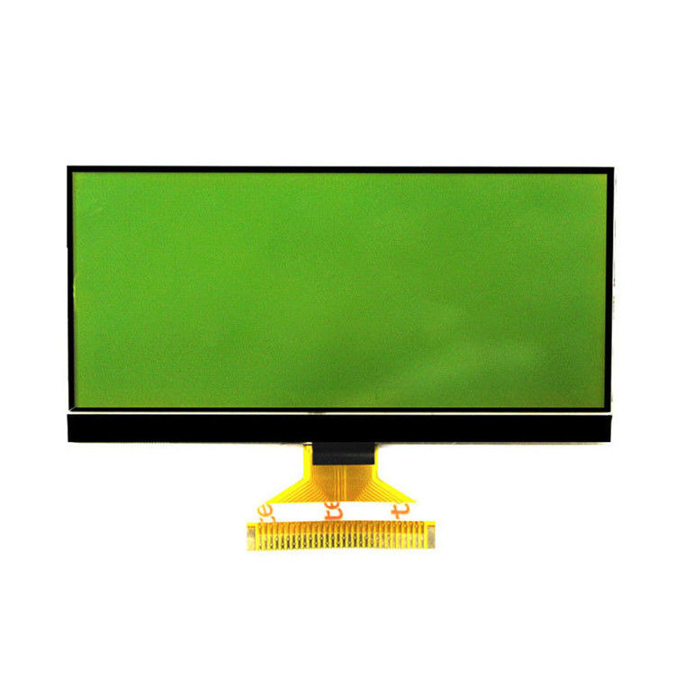 128 X 64 Graphic Lcd Display / Monochrome Lcd Panel 12864 - 263 / Cog Lcd